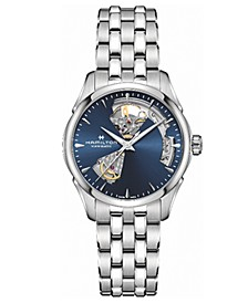 Women's Swiss Automatic Jazzmaster Stainless Steel Bracelet Watch 36mm