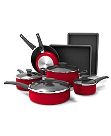 Aluminum 12-Pc. Cookware Set