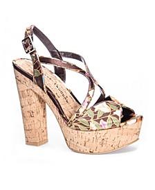 Party Time Women's Platform Sandals