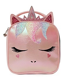Girls Sugar Glitter Miss Gwen Unicorn Insulated Lunch Bag