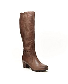Chai Women's Wide Calf Boot