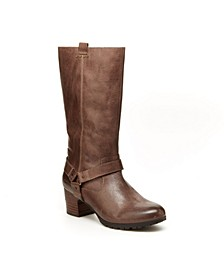 Autumn Women's Wide Calf Boot