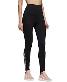 Essentials Logo High-Waist Leggings