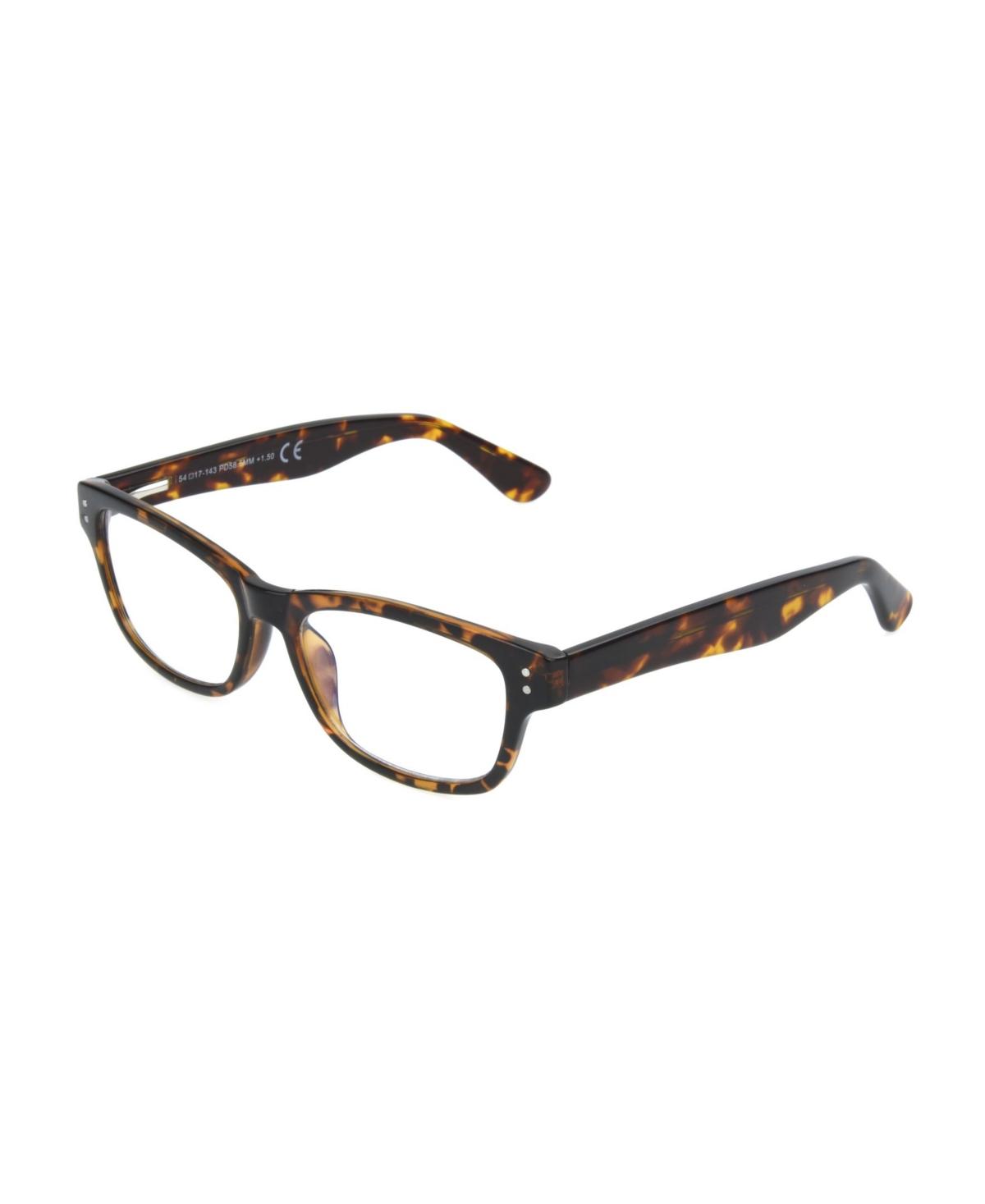 Foster Grant Connor Men's Rectangle Reading Glasses
