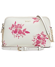 Bryant Floral Dome Crossbody