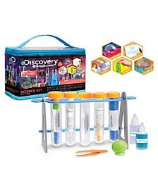 Toy Kids Science Test Tubes Kit