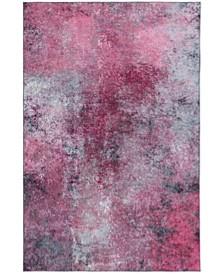"Nebula NB5 Rose 5' x 7'6"" Area Rug"