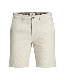 Men's Linen Chino Shorts
