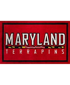 "Maryland Colmd Red 3'2"" x 5'1"" Area Rug"