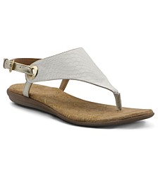 Women's Cinema Flat Thong Sandal