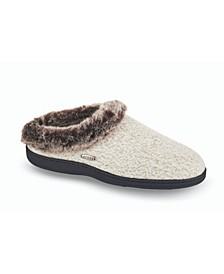 Women's Chinchilla Ragg Slippers