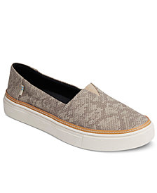 TOMS Women's Parker Slip-on Sneakers