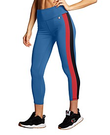 Stripe High-Rise Leggings