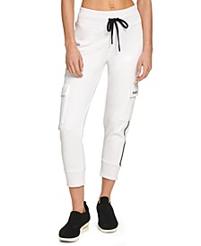 Sport Cropped Cargo Joggers