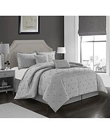 Nanshing Rome 6 Piece Comforter Set, Queen