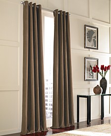 Messina Velvet Window Treatment Collection