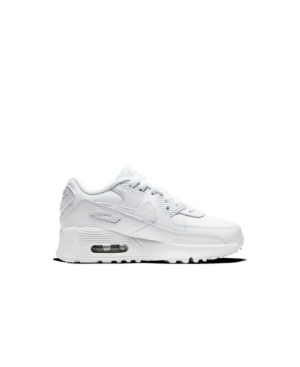 Nike LITTLE BOYS AIR MAX 90 LEATHER RUNNING SNEAKERS FROM FINISH LINE