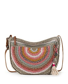 Ryder Crochet Crescent Crossbody