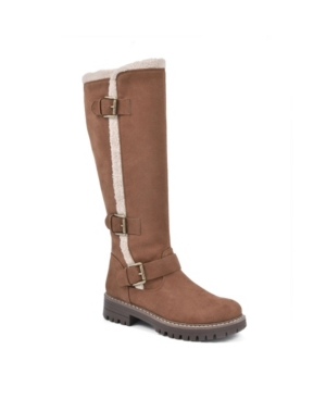 Women's Merritt Over the Knee Shaft Regular Calf Boots Women's Shoes