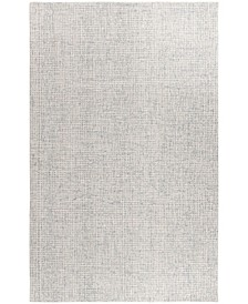 Abstract 469 Silver 8' x 10' Area Rug