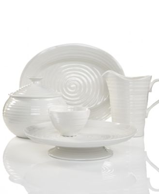 Dinnerware, Set of 4 Sophie Conran White Mini Dip Dishes