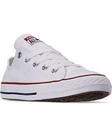 Converse Little Kids Chuck Taylor Ox Casual Sneakers from Finish Line