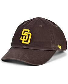 Kids San Diego Padres On-Field Replica Clean Up Cap