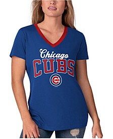 Women's Chicago Cubs Fair Ball T-Shirt