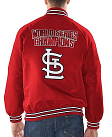 Men's St. Louis Cardinals Game Ball Commemorative Jacket