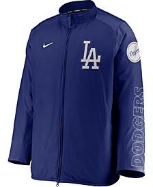 Men's Los Angeles Dodgers Authentic Collection Dugout Jacket