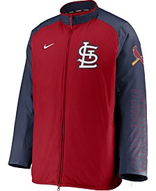 Men's St. Louis Cardinals Authentic Collection Dugout Jacket
