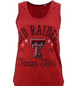 Women's Texas Tech Red Raiders Jersey Tank