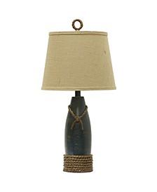Hardback Canvas Shade Table Lamp