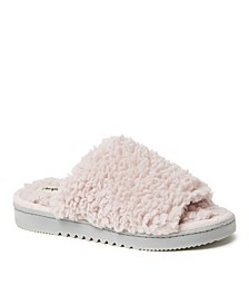 Women's Kristy Sherpa Slide Slippers
