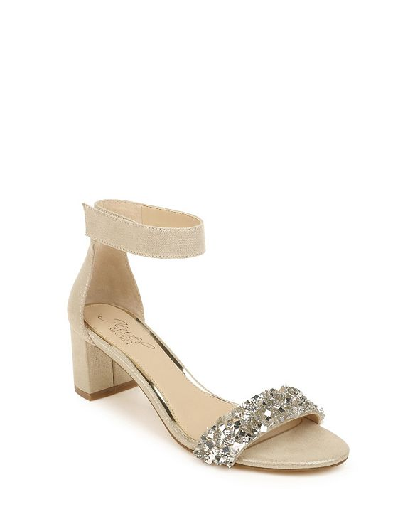 Jewel Badgley Mischka Fabriana Evening Women's Sandals