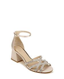 Jewel Badgley Mischka Fidelia Evening Women's Sandals