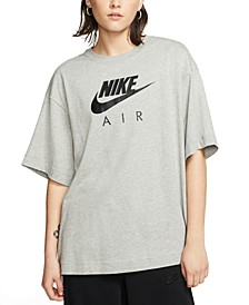 Women's Air Cotton Logo T-Shirt
