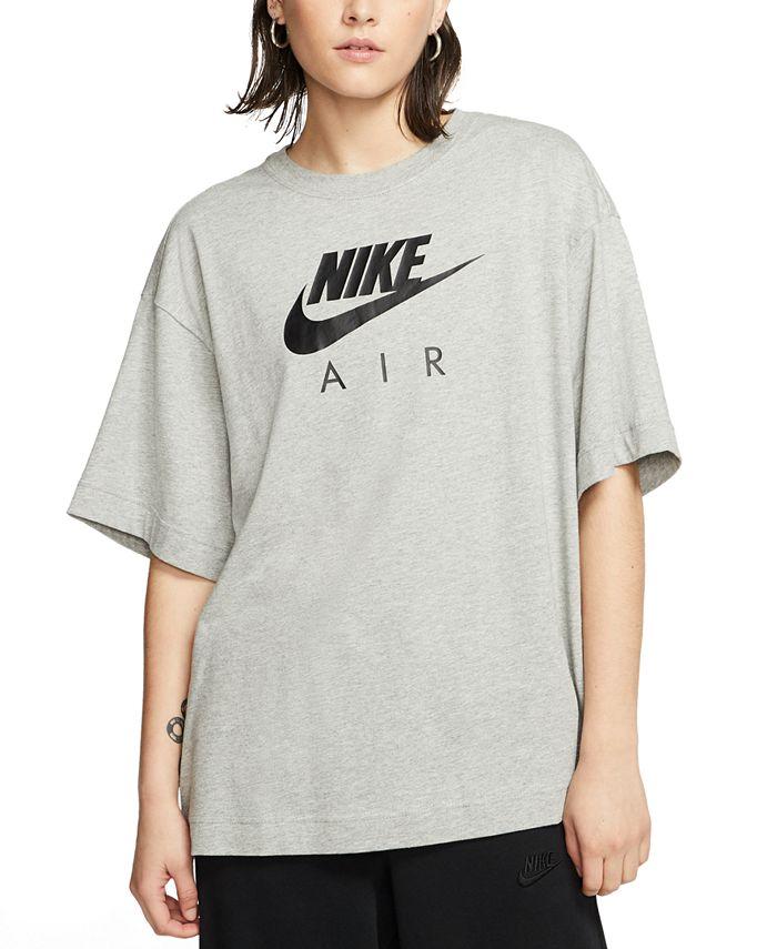 Nike - Air Cotton Logo T-Shirt