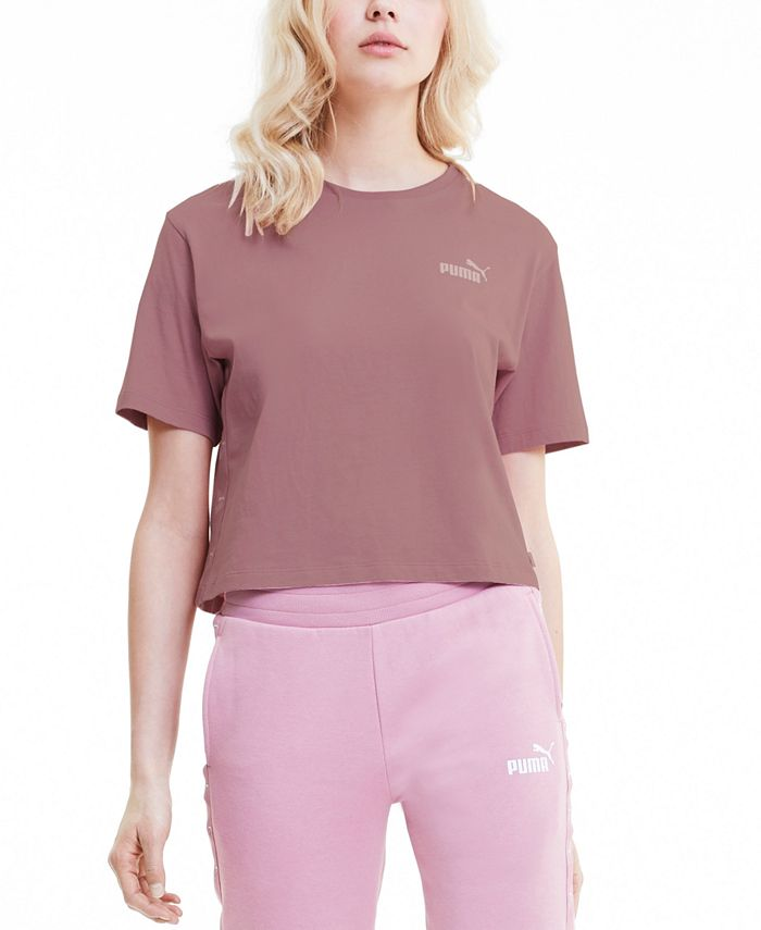 Puma - Amplified Cropped T-Shirt