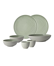 It's My Match First Love 7 Piece Set- Service for 2
