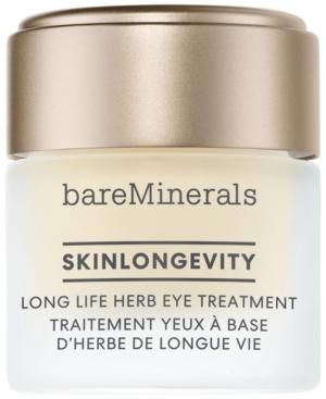 bareMinerals Skinlongevity Long Life Herb Anti-Aging Eye Cream Treatment