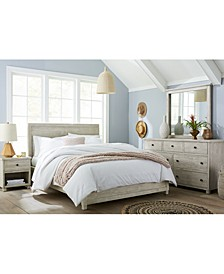 Canyon White Platform Bedroom Collection, Created for Macy's