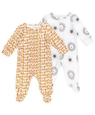 Mac /& Moon Baby Boy or Baby Girl Pant Set 24 Month 2-Pack Pants