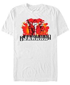 Men's La Casa De Papel Jarana Short Sleeve T-Shirt