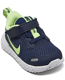 Toddler Revolution 5 Stay-Put Closure Running Sneakers from Finish Line