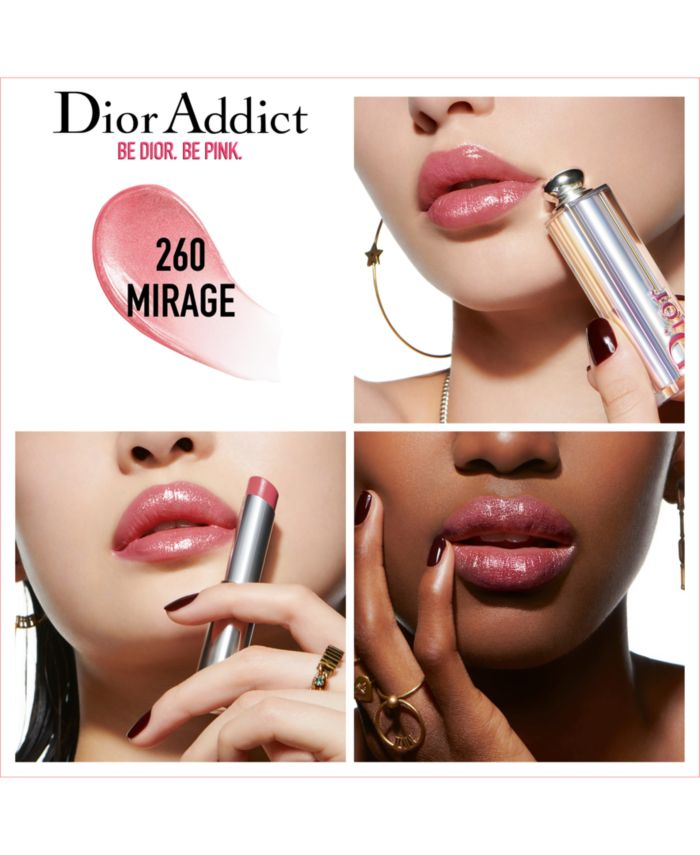 Dior 4-Pc. Limited Edition Dior Addict Can't Get Enough Shine Set & Reviews - Makeup - Beauty - Macy's