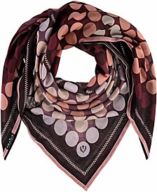 Patchwork Dots Scarf