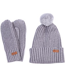 Whitlaw Beanie & Mittens