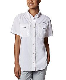 Women's PFG Bahamas short sleeve shirt