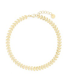 14K Gold Plated Brynn Anklet